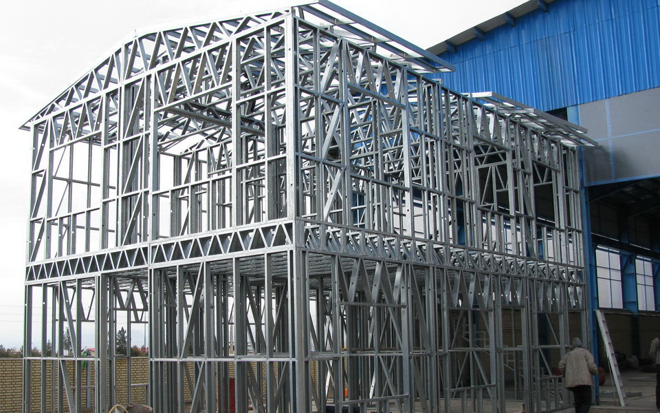 Image result for ساختمان های صنعتی
